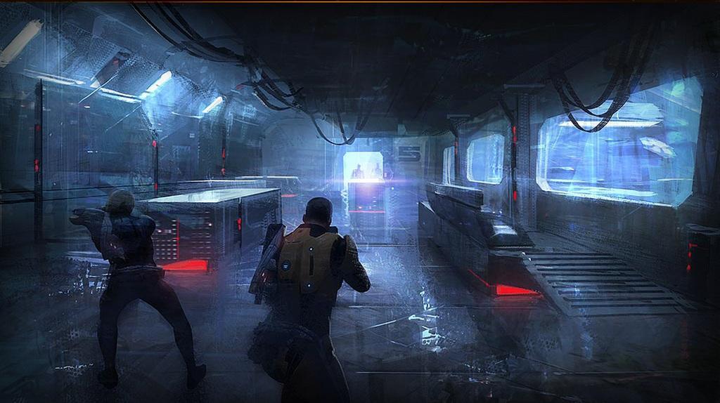 Mass Effect 2 Умения