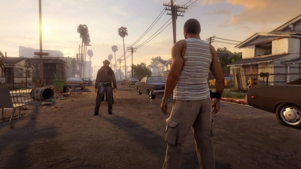 На игровом процессе Call of Juarez: The Cartel тоже выезжает до