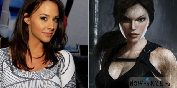 Tomb Raider XXX porn