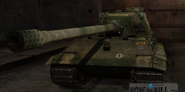 World of Tanks E-75