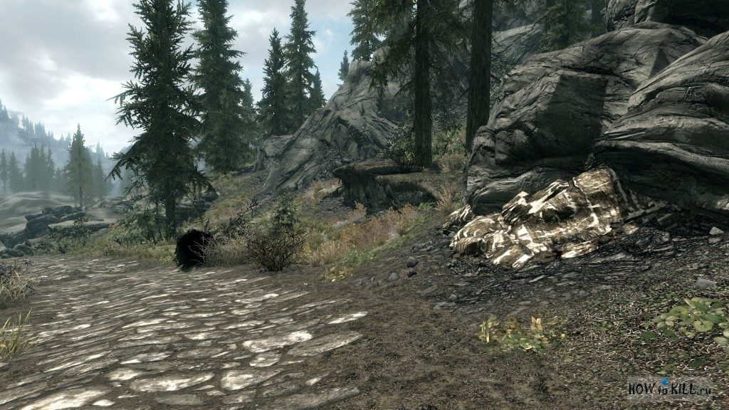 Skyrim-Mods-Glowing-Ore