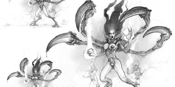Diablo 3 Book of Cain Art