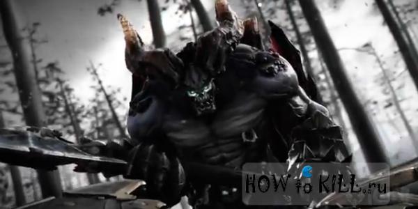 Darksiders 2 - синематик (CGI)