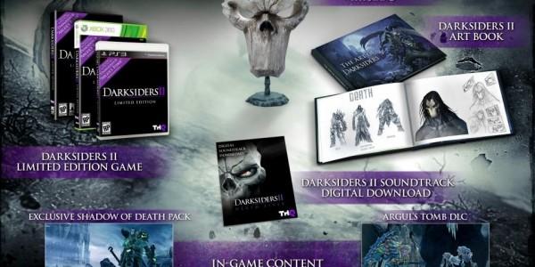 Darksiders 2: коллекционное издание