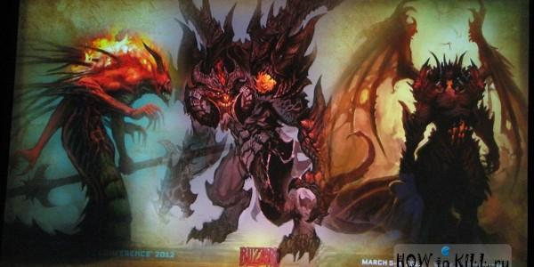 Diablo 3 Art Slides