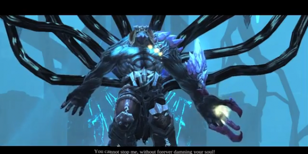Darksiders 2 Avatar of Chaos