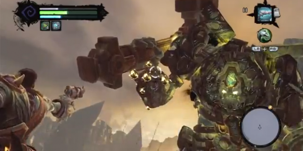Darksiders 2 Gaurdian