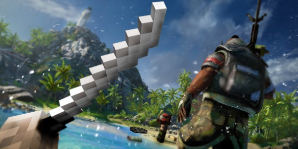 Minecraft Far Cry 3