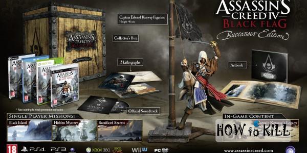 Assassin's Creed 4: Black Flag - коллекционное издание