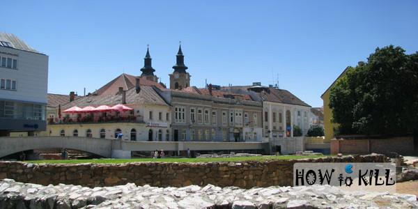 Секешфехерваре, Венгрия