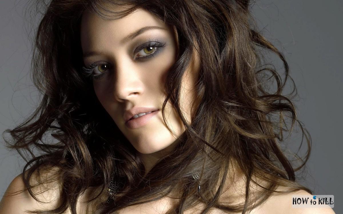 Фото красивых глаз женщин - b16