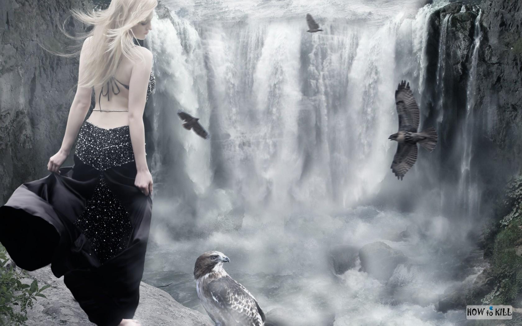 Фотографии девушка блондинка со спины 7 фотография