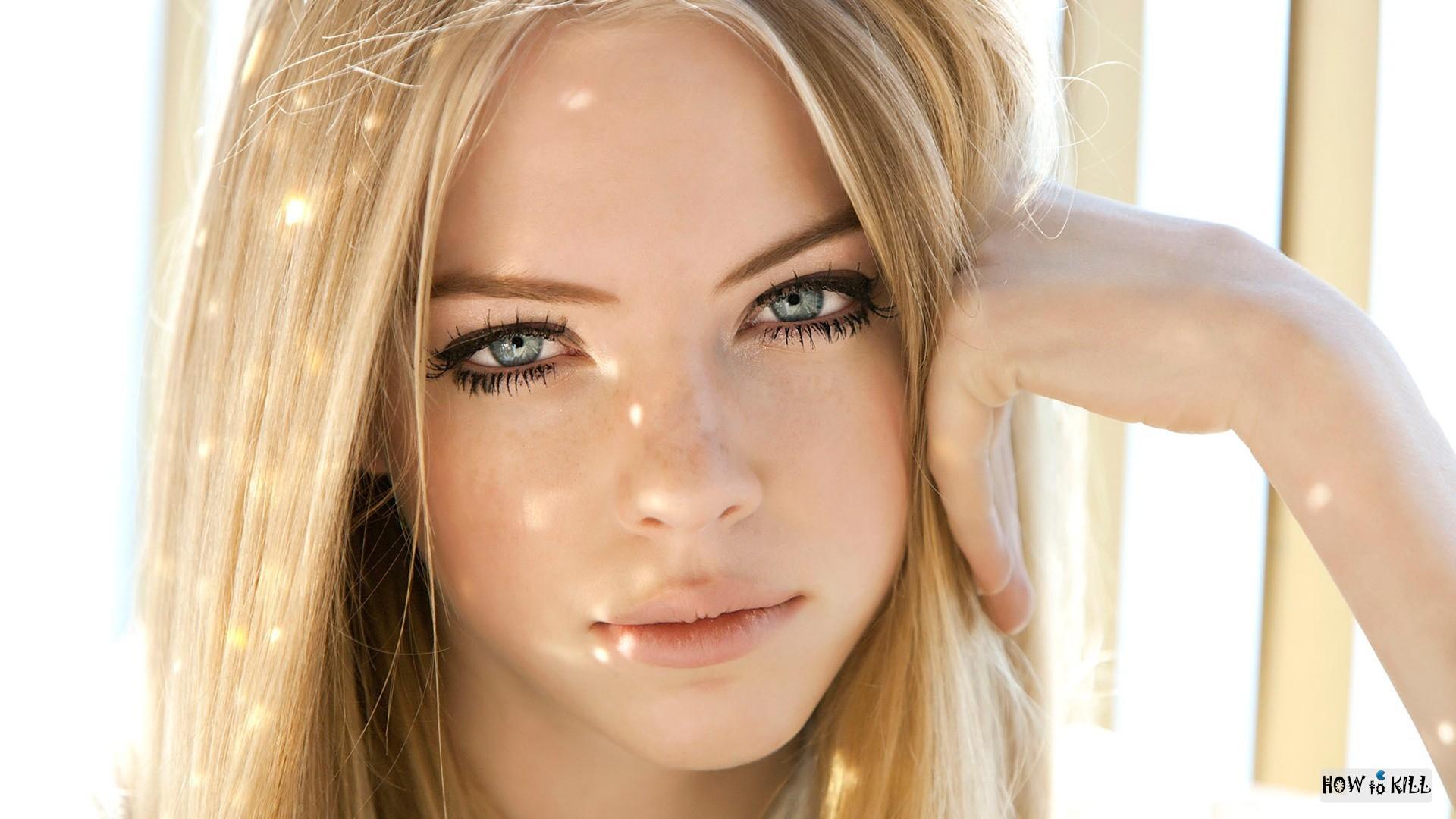 Фото красивых глаз женщин - ae6a4