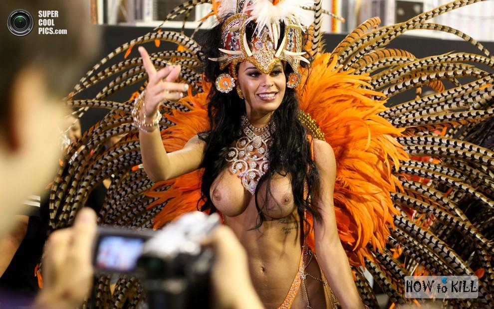 эро фото бразильский карнавал