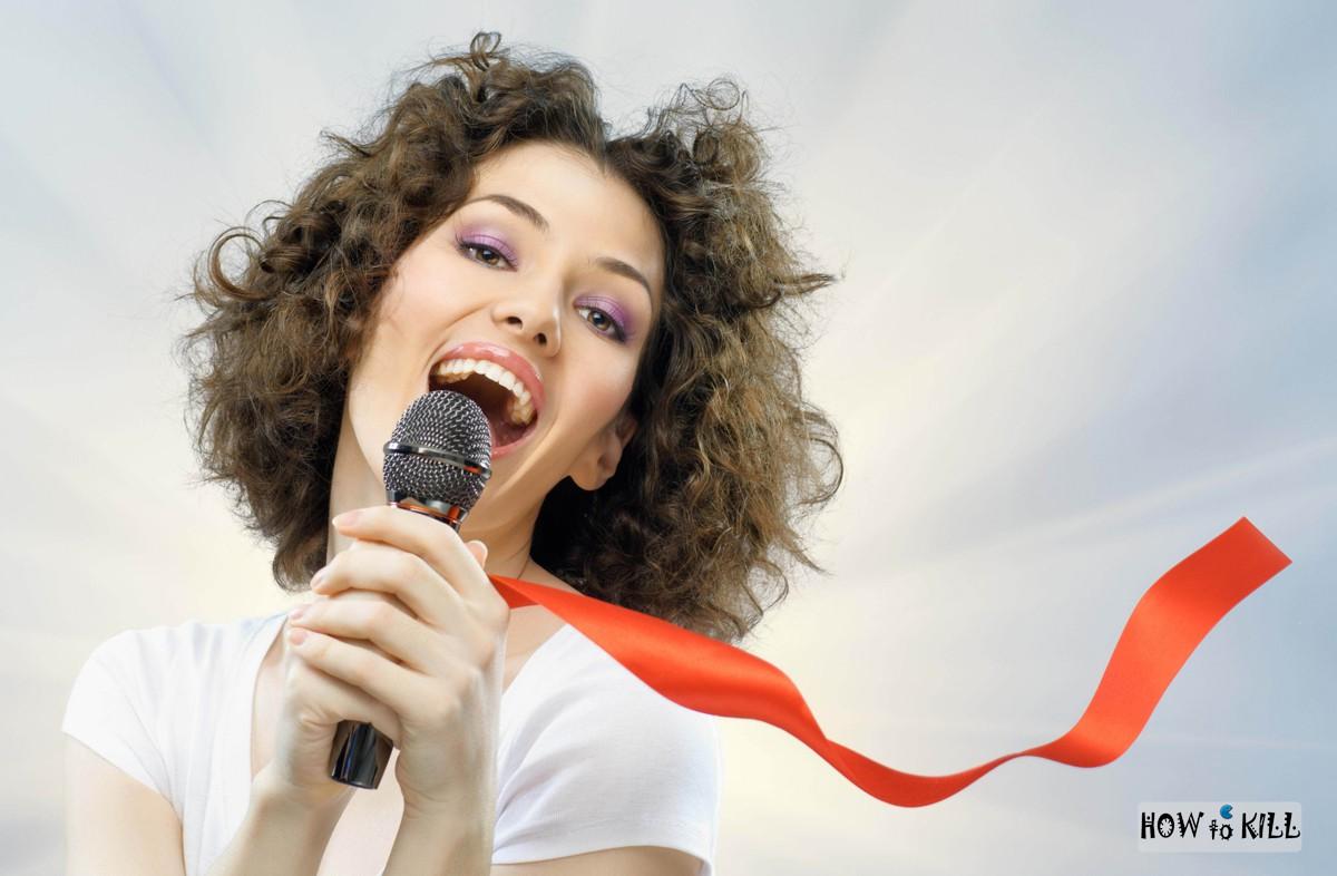 Как научиться петь в домашних условиях 34