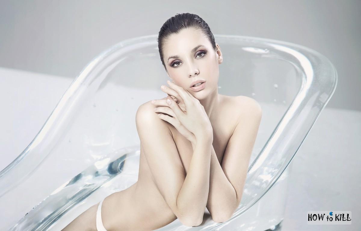 Фото красивых ванных комнат голой девушкой 7 фотография