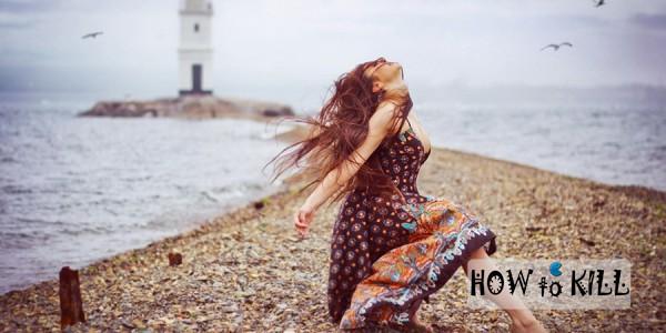 супер фото девушка на пляже художество творчество